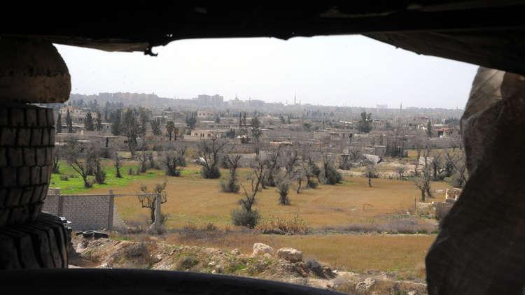 معركة الغوطة تحدد مصير سوريا