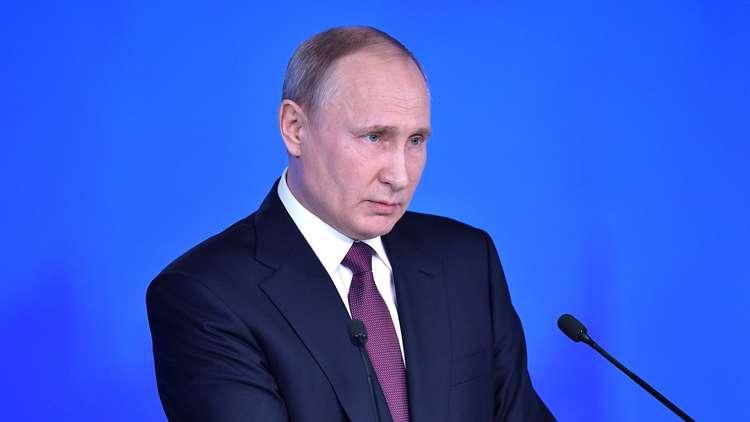 بوتين: تجاربنا على صواريخ بمحركات نووية تمت بنجاح