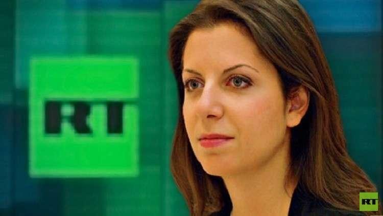 سيمونيان: يخافون من الصحفيين الروس أكثر من صواريخنا
