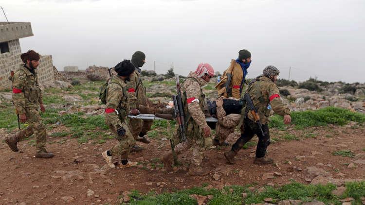 أنقرة تكشف حصيلة ضحايا جنودها ومسلحي