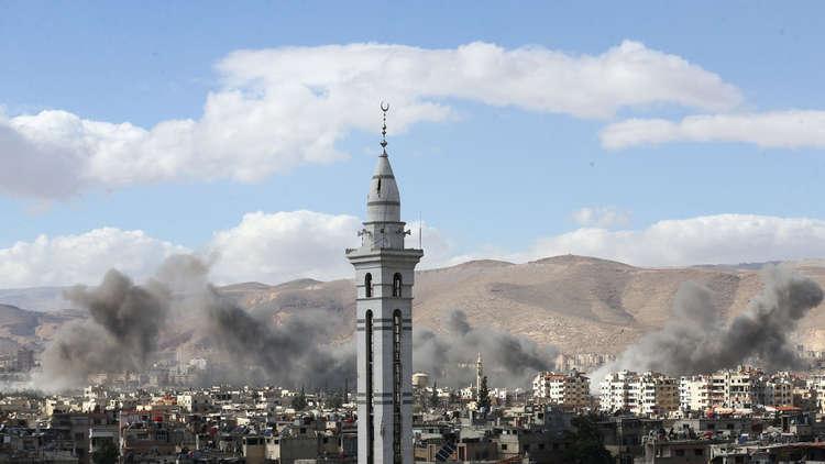 مصر: التنظيمات المتطرفة تؤجج الصراع في الغوطة