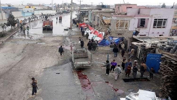 مقتل شخص في تفجير انتحاري في العاصمة الأفغانية