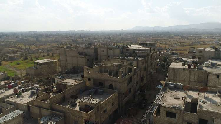 الدفاع الروسية: تعرض مركز المصالحة الروسي في دمشق لقصف من قبل المسلحين