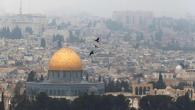 تجميد قرار نقل سفارة غواتيمالا إلى القدس