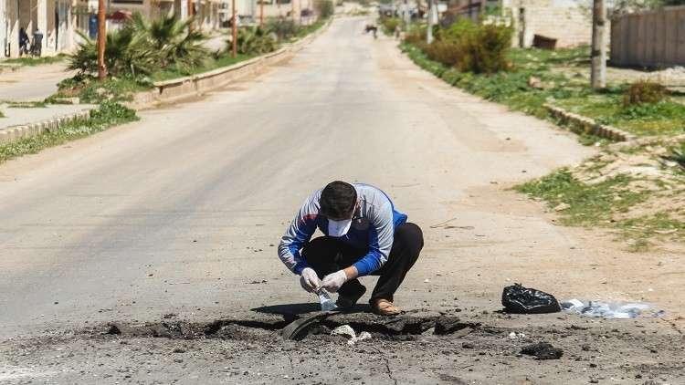 موسكو تنهي إعداد مشروع قرار أممي بشأن التحقيق في الهجمات الكيميائية في سوريا