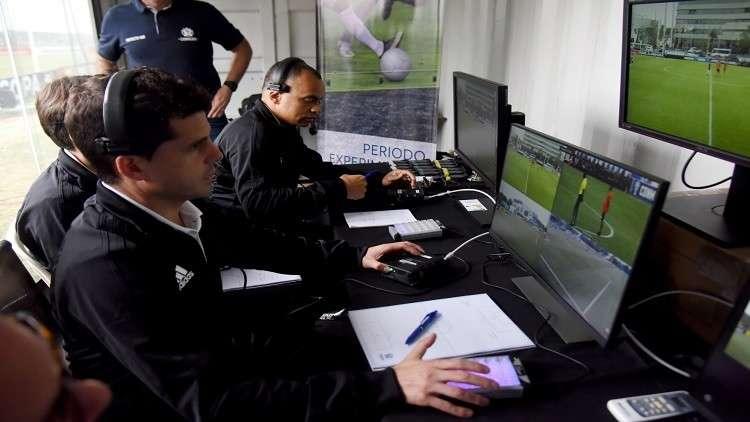 إقرار استخدام تقنية المساعدة بالفيديو في التحكيم في مونديال روسيا 2018