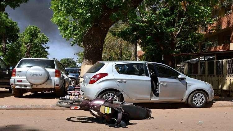 القاعدة تتبنى الهجوم على السفارة الفرنسية في عاصمة بوركينا فاسو