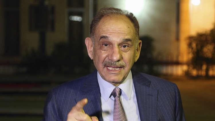 المطلك: ملف النازحين أكثر ملفات الدولة العراقية نزاهة في تاريخها