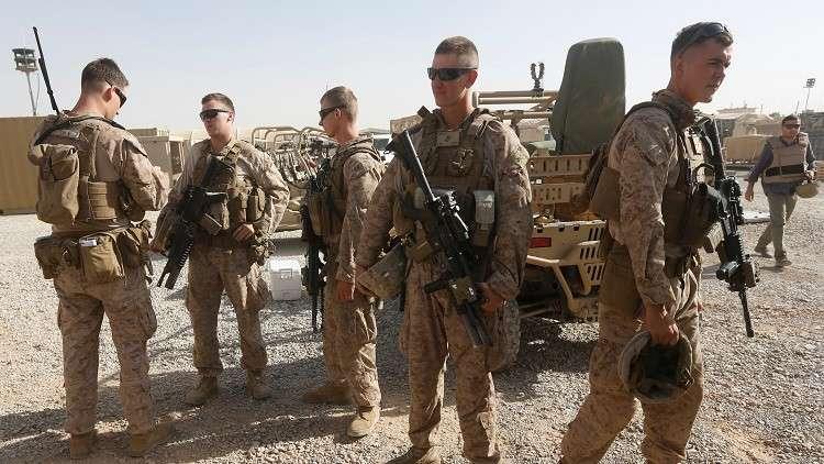 الولايات المتحدة ترسل كتيبة خاصة إلى أفغانستان