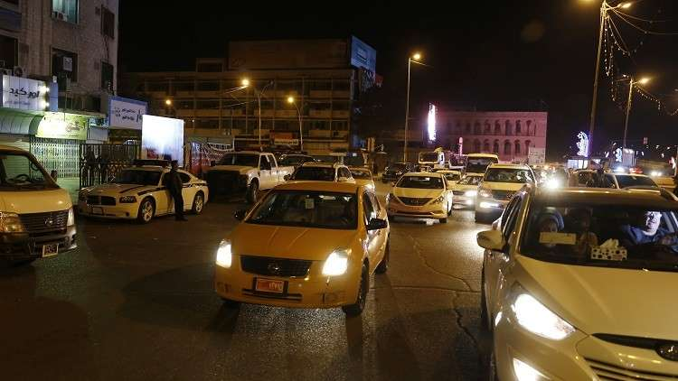 Iraq's new budget determines the number of cars each official has