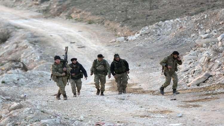 الجيش التركي: إحكام السيطرة على 6 قرى وناحية في عفرين