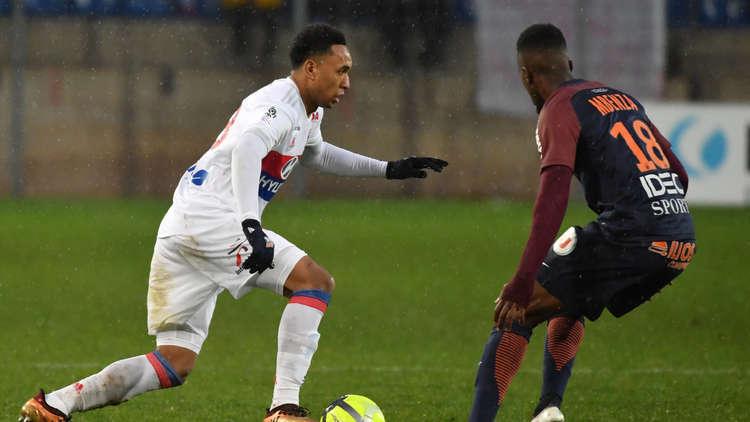 التعادل الإيجابي يحسم مواجهة مونبلييه وليون في الدوري الفرنسي