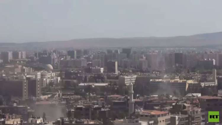 مركز المصالحة الروسي: المسلحون استهدفوا نقطة طبية في الغوطة الشرقية