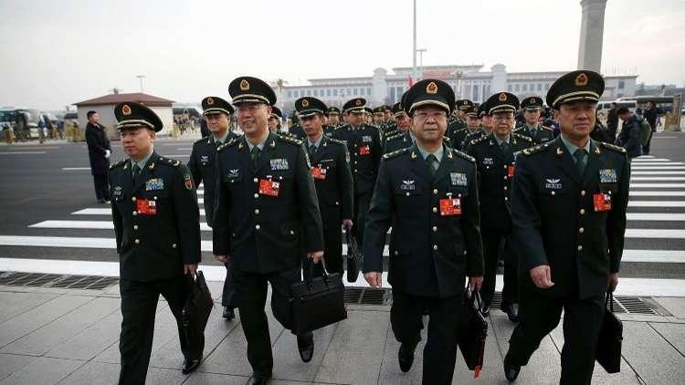 الصين ترصد 175 مليار دولار لميزانية الدفاع