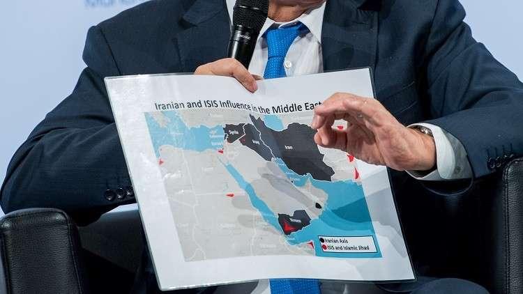 إسرائيل: لدينا معلومات تثبت وجود قواعد إيرانية في سوريا