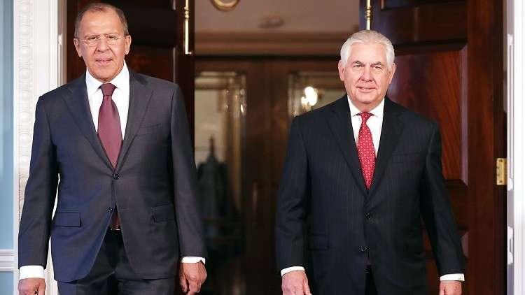 موسكو تقترح اجتماع لافروف وتيلرسون في إثيوبيا