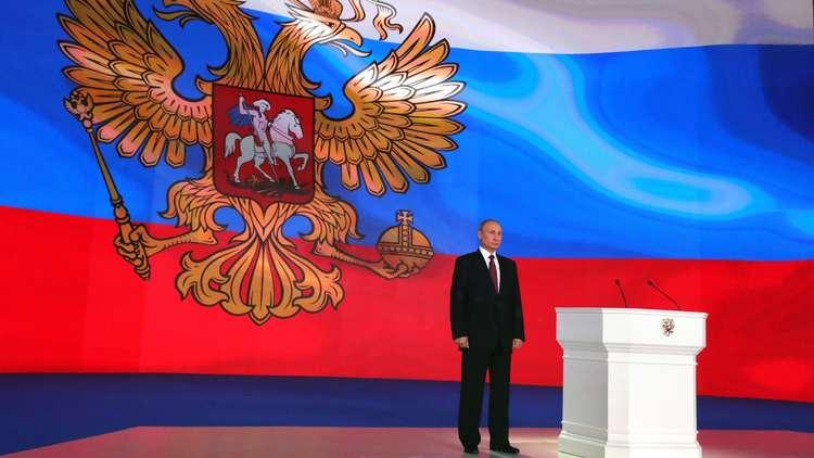 عن أي سلاح تحدث فلاديمير بوتين؟