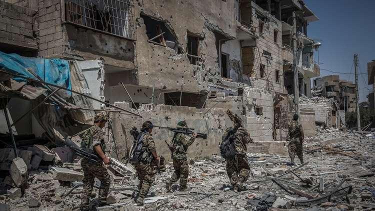 مسؤول أمني: أمريكا تضخ السلاح إلى الأكراد وتشجعهم على الانفصال