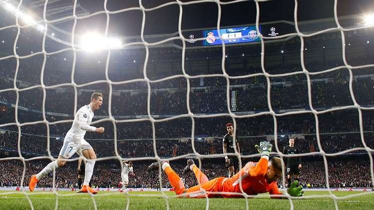 ريال مدريد في رحلة محفوفة بالمخاطر إلى باريس
