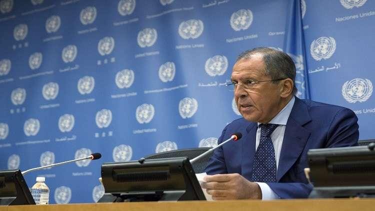 لافروف: حق النقض يعد عنصرا هاما لإعداد قرارات مجلس الأمن الدولي