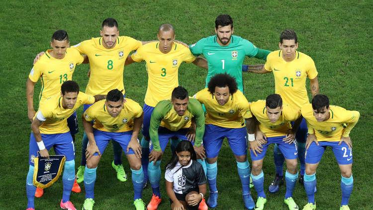 البرازيل تطالب بتوفير الجليد والموز والبطيخ قبيل مواجهة روسيا