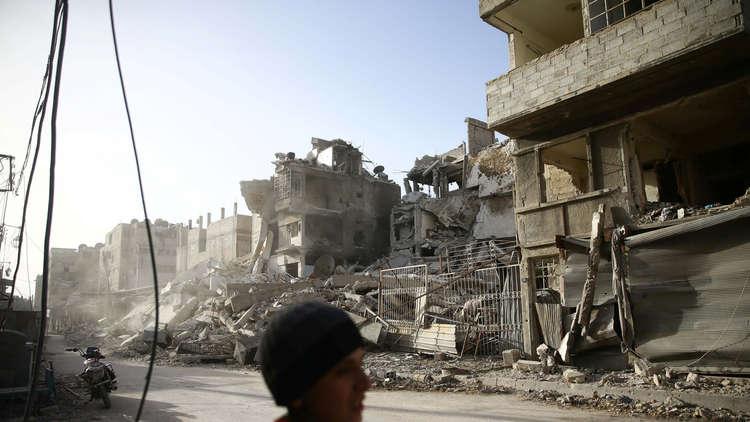 مركز المصالحة الروسي: مستعدون لتوفير مخرج آمن للمسلحين وأسرهم من الغوطة الشرقية
