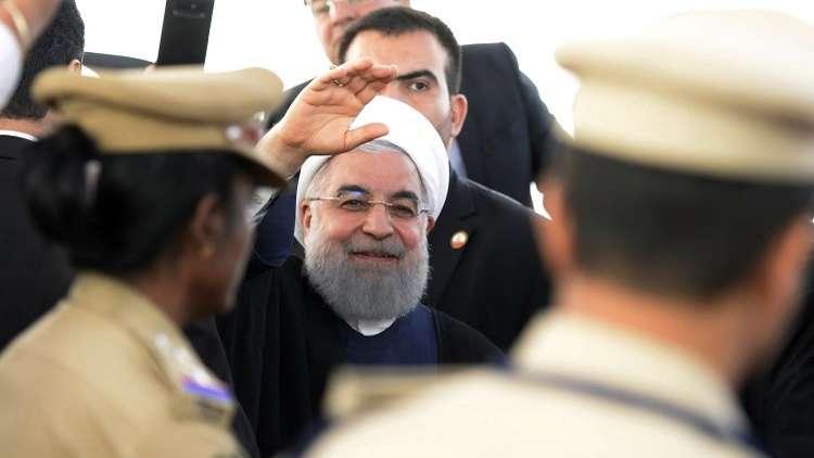 روحاني يدشن 1200 هكتار من أشجار حزام العاصمة احتفاء بالنيروز