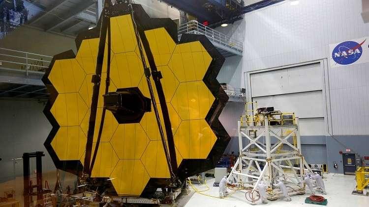 تأجيل إطلاق أكبر تلسكوب فضائي في العالم