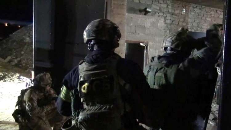 الأمن الروسي: تفكيك خلية إرهابية تعمل على تجنيد مسلحين وإرسالهم لسوريا
