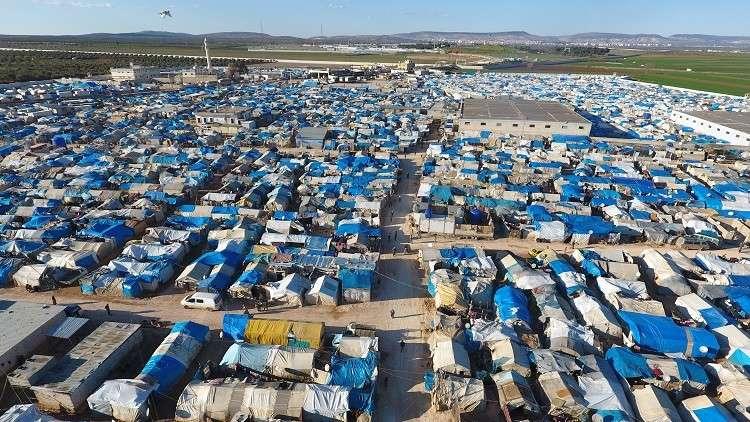 تركيا تخطط لإيواء 170 ألف نازح في شمالي سوريا