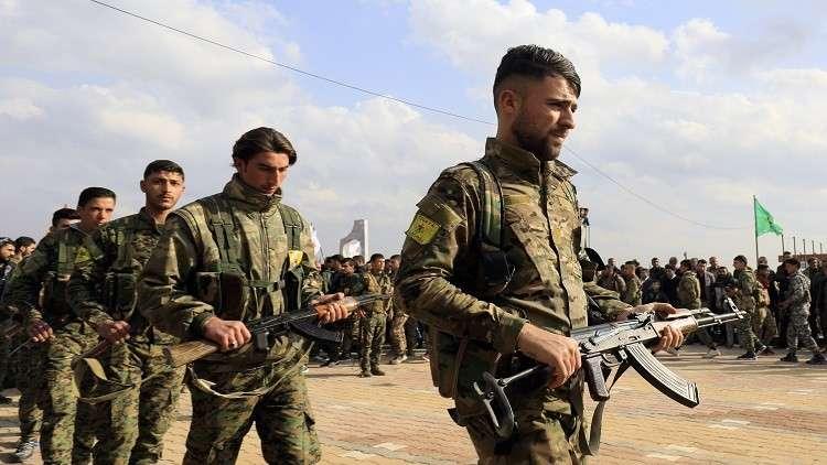 أنقرة تطالب واشنطن باسترداد الأسلحة التي سلّمتها للأكراد