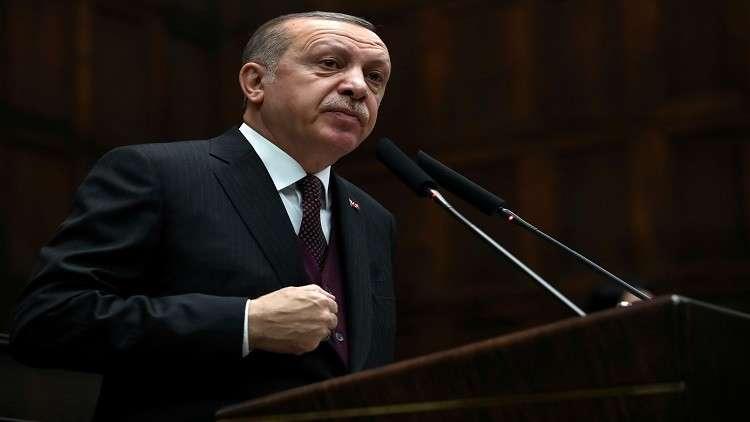 أردوغان: لا ضرر في