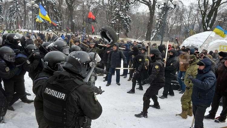 الاستخبارات الأمريكية: أوكرانيا تجثم على فوهة الاضطرابات والانتخابات المبكرة