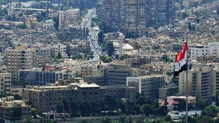 الدفاع الروسية: المسلحون في الغوطة الشرقية مستمرون في قصف السفارة الروسية في دمشق