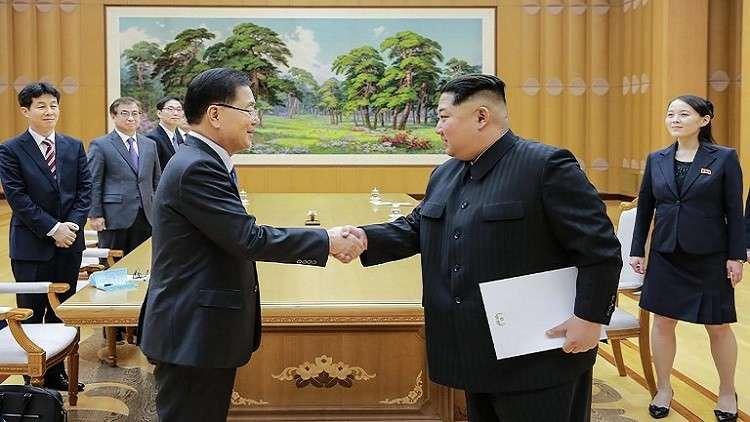 واشنطن ترحب بالقمة المرتقبة بين الكوريتين
