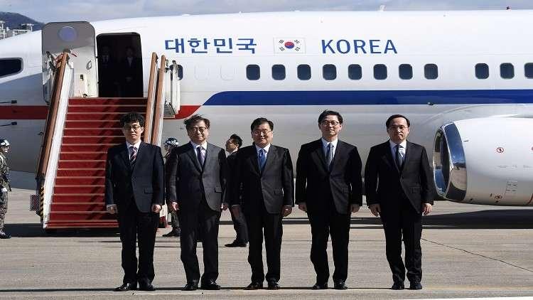 وفد سيئول يحمل لترامب رسالة من كيم جونغ-أون