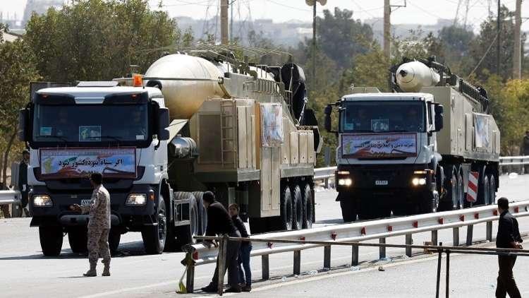 إيران تضاعف إنتاجها الصاروخي لـ3 أمثاله