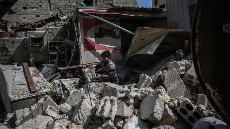 روسيا ستعيد إعمار سوريا المهدمة