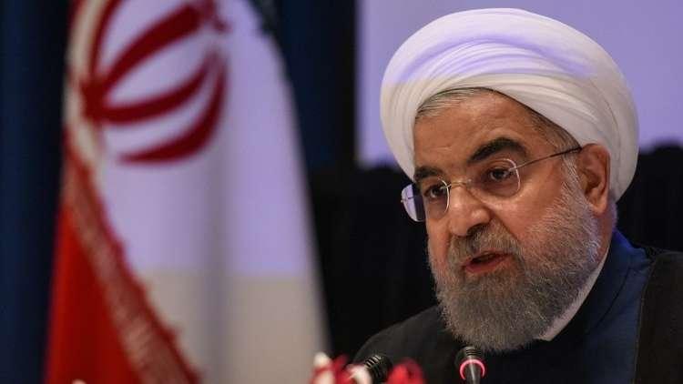 روحاني: سلاحنا ضمان ألا يفكر أحد في الاعتداء عيلنا