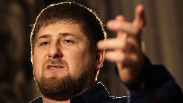 قديروف يتعهد باتخاذ اللازم لإنقاذ الناجين إثر تحطم