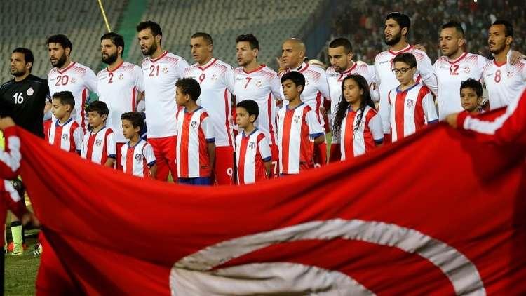تونس تختبر منتخبات مجموعة المغرب في مونديال 2018