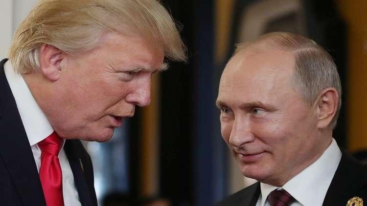 بوتين: لا توجد لدي خيبة أمل بترامب