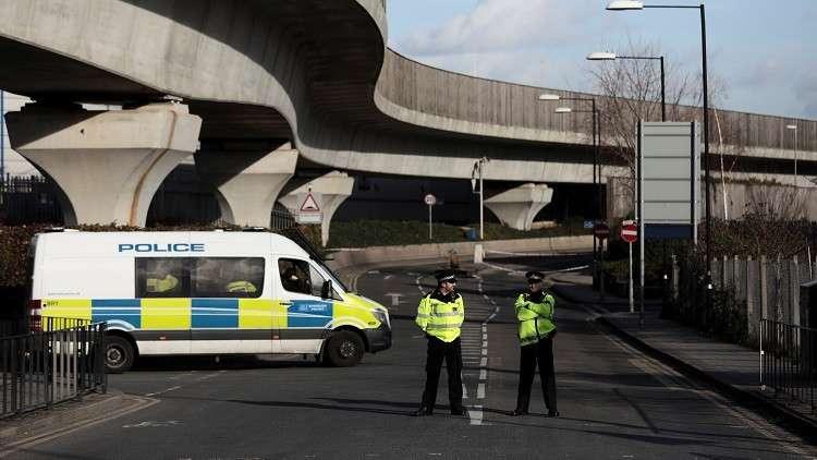 الشرطة البريطانية: الاعتداء الذي استهدف الضابط الروسي السابق في لندن جريمة وليس عملا إرهابيا