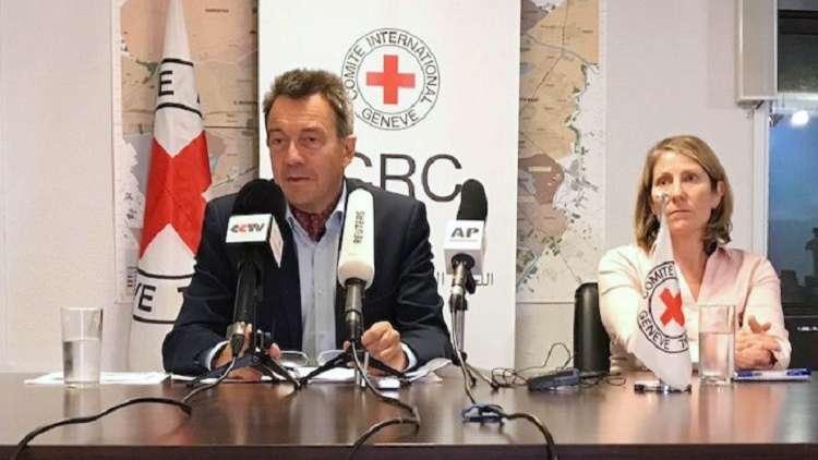 الصليب الأحمر يشيد بتعاون العراق في مسألة عوائل
