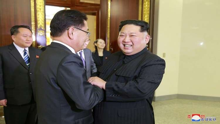 خط ساخن بين الكوريتين يعزز الودّ بين الزعيمين