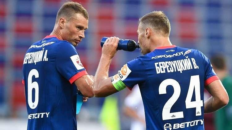 الشقيقان بيريزوتسكي يعتزلان اللعب مع منتخب روسيا