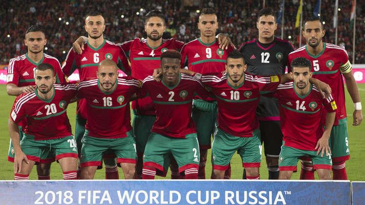 المغرب يخوض مواجهتين وديتين تحضيرا لمونديال روسيا
