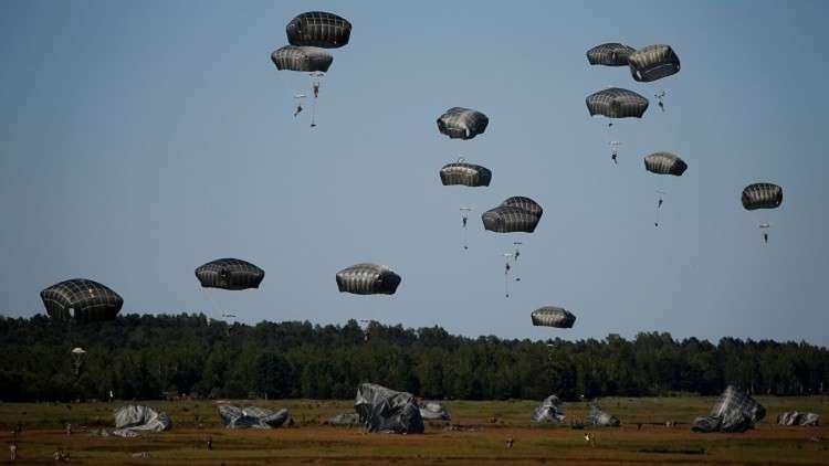 الناتو يخطط لإجراء مناورات واسعة قرب الحدود الروسية