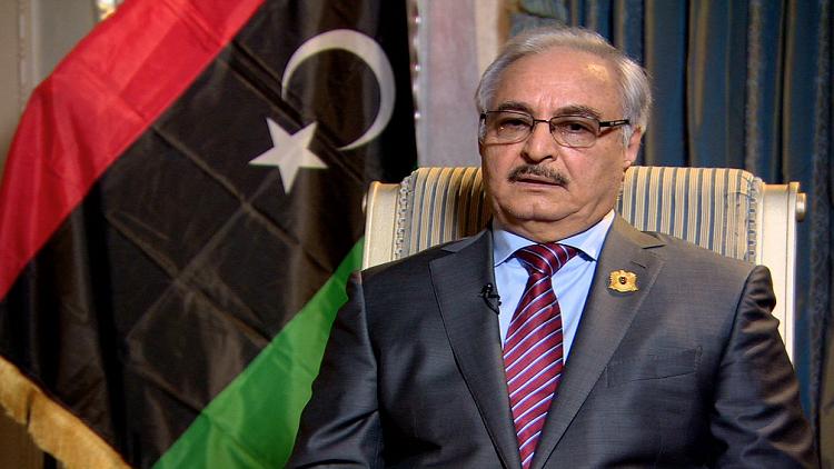 حفتر يمهل الأفارقة الوافدين 9 أيام لمغادرة ليبيا