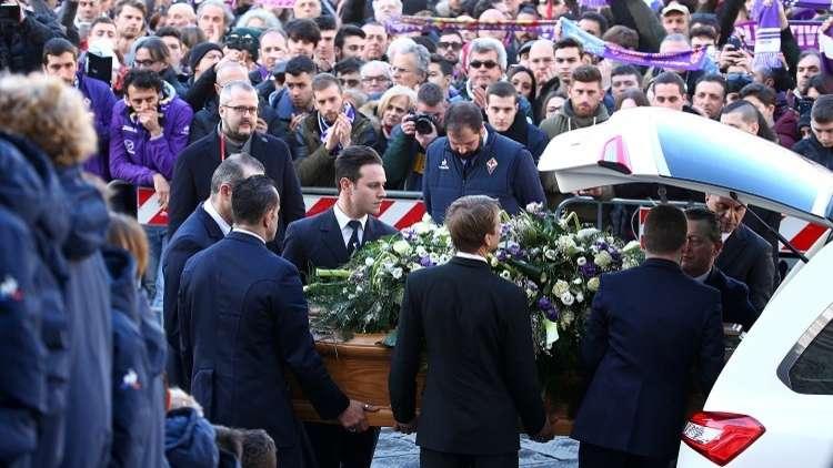 إيطاليا والعالم يودعان دافيدي أستوري (فيديو)
